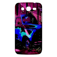 Abstract Artwork Of A Old Truck Samsung Galaxy Mega 5.8 I9152 Hardshell Case