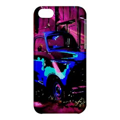 Abstract Artwork Of A Old Truck Apple Iphone 5c Hardshell Case