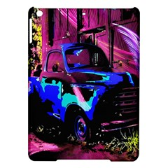 Abstract Artwork Of A Old Truck Ipad Air Hardshell Cases