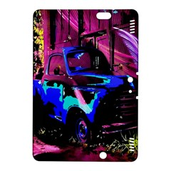 Abstract Artwork Of A Old Truck Kindle Fire HDX 8.9  Hardshell Case