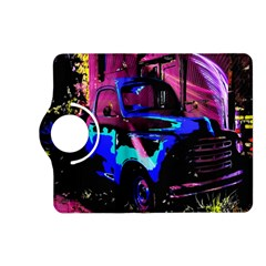 Abstract Artwork Of A Old Truck Kindle Fire Hd (2013) Flip 360 Case