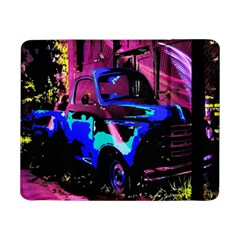 Abstract Artwork Of A Old Truck Samsung Galaxy Tab Pro 8 4  Flip Case