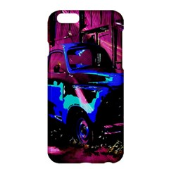Abstract Artwork Of A Old Truck Apple iPhone 6 Plus/6S Plus Hardshell Case