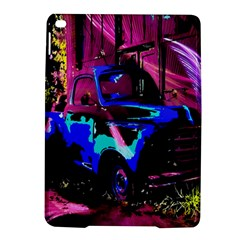 Abstract Artwork Of A Old Truck iPad Air 2 Hardshell Cases