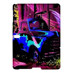 Abstract Artwork Of A Old Truck Samsung Galaxy Tab S (10.5 ) Hardshell Case