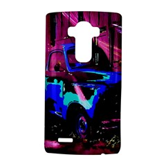 Abstract Artwork Of A Old Truck LG G4 Hardshell Case