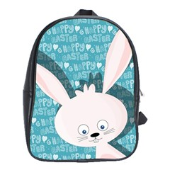 Easter bunny  School Bags (XL)