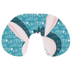 Easter bunny  Travel Neck Pillows