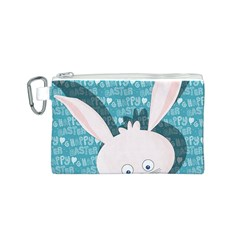 Easter bunny  Canvas Cosmetic Bag (S)