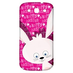 Easter bunny  Samsung Galaxy S3 S III Classic Hardshell Back Case