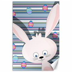 Easter bunny  Canvas 24  x 36