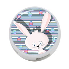 Easter bunny  4-Port USB Hub (Two Sides)