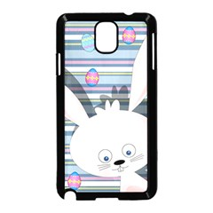 Easter bunny  Samsung Galaxy Note 3 Neo Hardshell Case (Black)