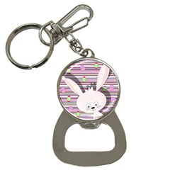 Easter bunny  Button Necklaces