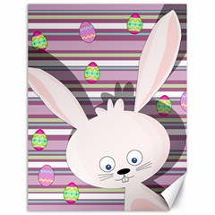 Easter bunny  Canvas 18  x 24