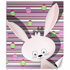 Easter bunny  Canvas 20  x 24