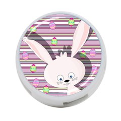 Easter bunny  4-Port USB Hub (Two Sides)