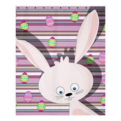 Easter bunny  Shower Curtain 60  x 72  (Medium)