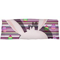 Easter bunny  Body Pillow Case (Dakimakura)