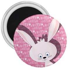 Easter bunny  3  Magnets