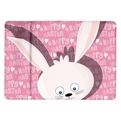 Easter bunny  Samsung Galaxy Tab 10.1  P7500 Flip Case