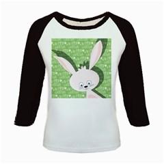 Easter bunny  Kids Baseball Jerseys