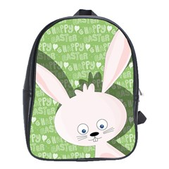 Easter bunny  School Bags(Large)