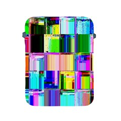 Glitch Art Abstract Apple Ipad 2/3/4 Protective Soft Cases