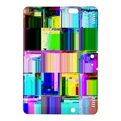 Glitch Art Abstract Kindle Fire HDX 8.9  Hardshell Case