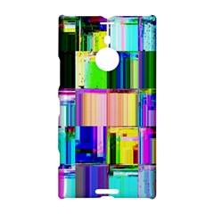 Glitch Art Abstract Nokia Lumia 1520