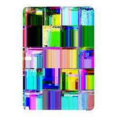 Glitch Art Abstract Samsung Galaxy Tab Pro 10 1 Hardshell Case