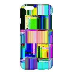 Glitch Art Abstract Apple iPhone 6 Plus/6S Plus Hardshell Case