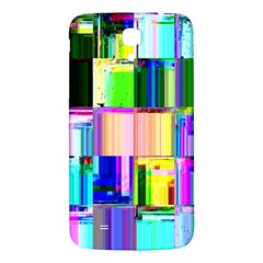 Glitch Art Abstract Samsung Galaxy Mega I9200 Hardshell Back Case
