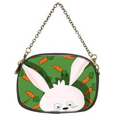 Easter bunny  Chain Purses (Two Sides)
