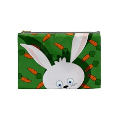 Easter bunny  Cosmetic Bag (Medium)