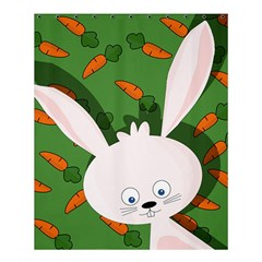 Easter bunny  Shower Curtain 60  x 72  (Medium)