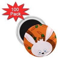 Easter bunny  1.75  Magnets (100 pack)