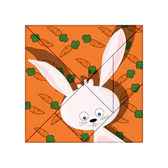 Easter bunny  Acrylic Tangram Puzzle (4  x 4 )