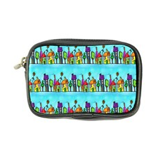 Colourful Street A Completely Seamless Tile Able Design Coin Purse