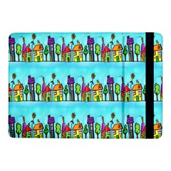 Colourful Street A Completely Seamless Tile Able Design Samsung Galaxy Tab Pro 10.1  Flip Case