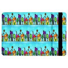 Colourful Street A Completely Seamless Tile Able Design Ipad Air 2 Flip