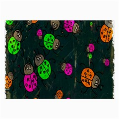 Cartoon Grunge Beetle Wallpaper Background Large Glasses Cloth
