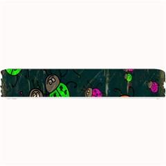 Cartoon Grunge Beetle Wallpaper Background Small Bar Mats