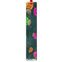 Cartoon Grunge Beetle Wallpaper Background Large Book Marks
