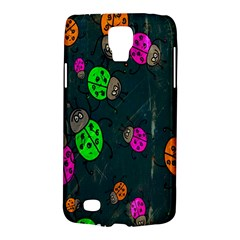 Cartoon Grunge Beetle Wallpaper Background Galaxy S4 Active
