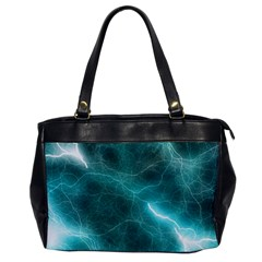Light Web Colorful Web Of Crazy Lightening Office Handbags