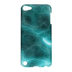 Light Web Colorful Web Of Crazy Lightening Apple Ipod Touch 5 Hardshell Case