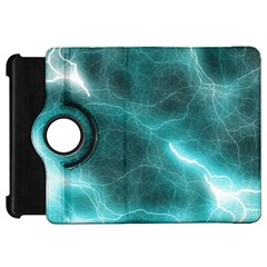 Light Web Colorful Web Of Crazy Lightening Kindle Fire Hd 7