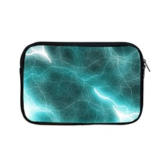 Light Web Colorful Web Of Crazy Lightening Apple Ipad Mini Zipper Cases