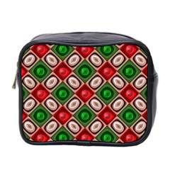 Gem Texture A Completely Seamless Tile Able Background Design Mini Toiletries Bag 2-Side